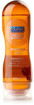 DUREX PLAY MASSAGE STIMULANT - POBUDZAJĄCY Z GUARANĄ 200 ML