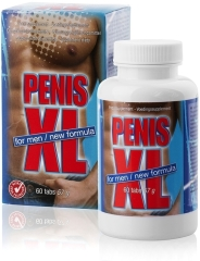 PENIS XL NEW FORMULA - 60 TABLETEK IIF 652776A